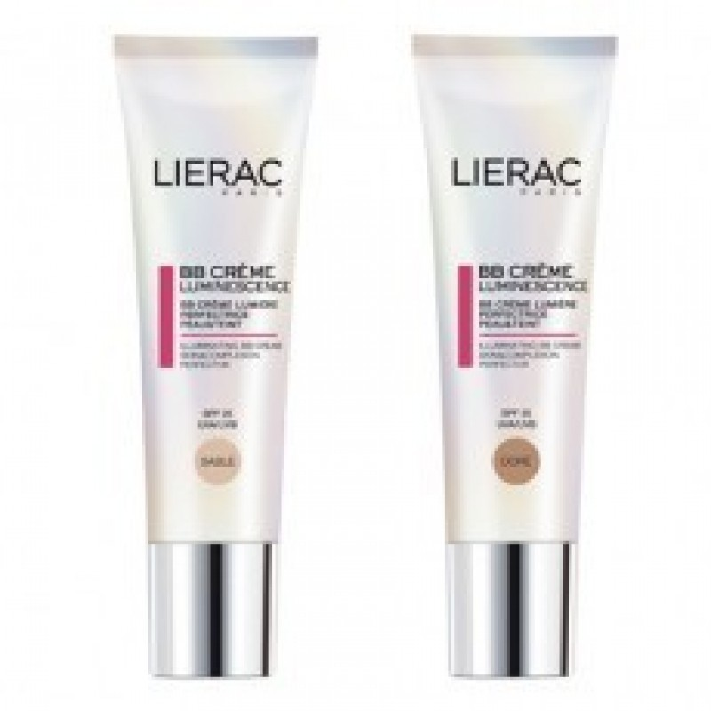 Lierac Luminescence BB Creme Areia - 30 mL - comprar Lierac Luminescence BB Creme Areia - 30 mL online - Farmácia Barreiros -...