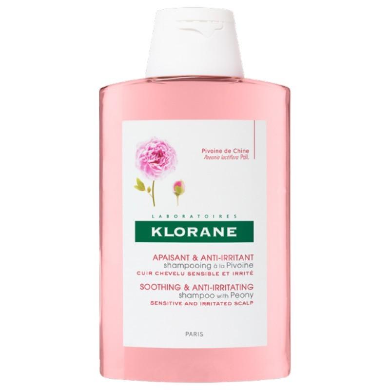 Klorane Champô de Peónia - 400 mL - comprar Klorane Champô de Peónia - 400 mL online - Farmácia Barreiros - farmácia de serviço