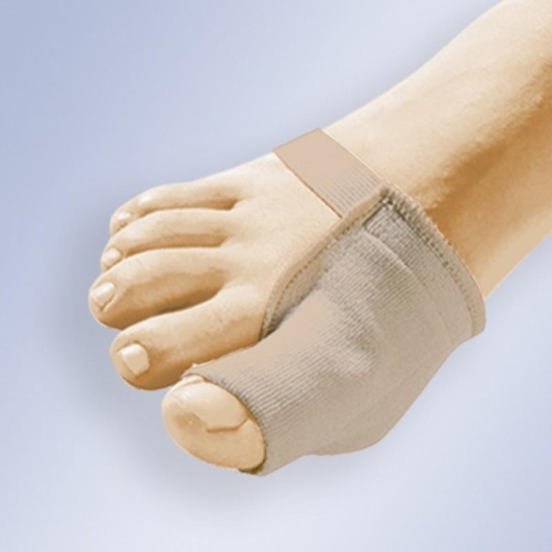 Orliman Protetor Joanete em Gel Com Tecido - Tamanho L - 1 unidade - comprar Orliman Protetor Joanete em Gel Com Tecido - Tam...