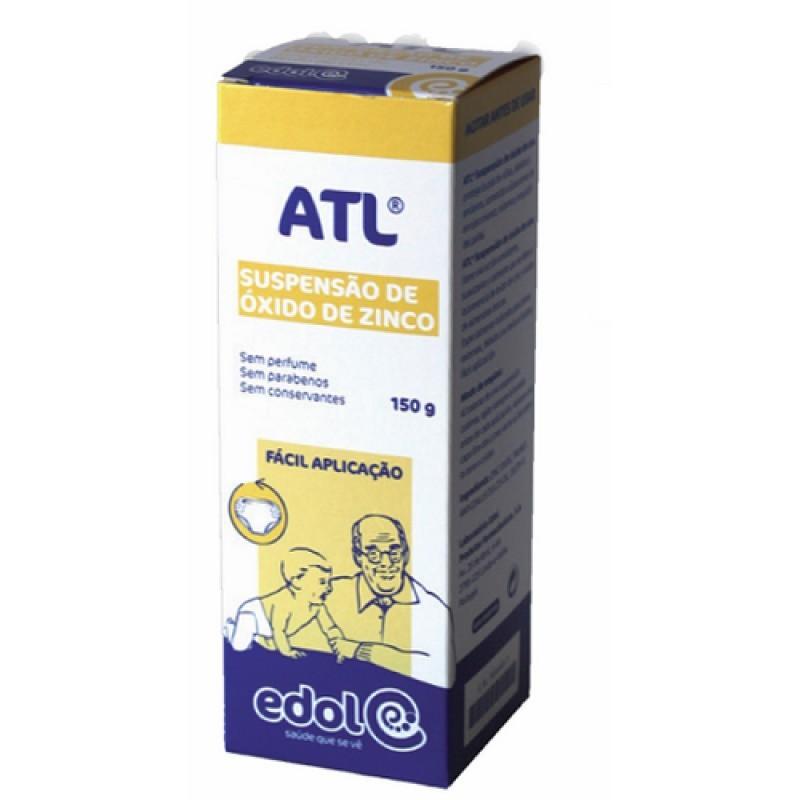 ATL Suspensão Óxido Zinco - 150 g - comprar ATL Suspensão Óxido Zinco - 150 g online - Farmácia Barreiros - farmácia de serviço