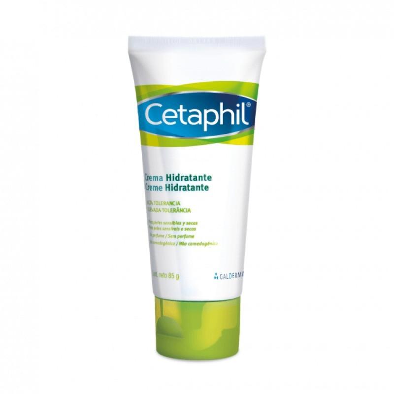 Cetaphil Creme Hidratante - 85 g - comprar Cetaphil Creme Hidratante - 85 g online - Farmácia Barreiros - farmácia de serviço