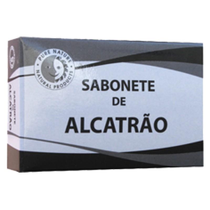 Sabonete de Alcatrão - 90 g - comprar Sabonete de Alcatrão - 90 g online - Farmácia Barreiros - farmácia de serviço