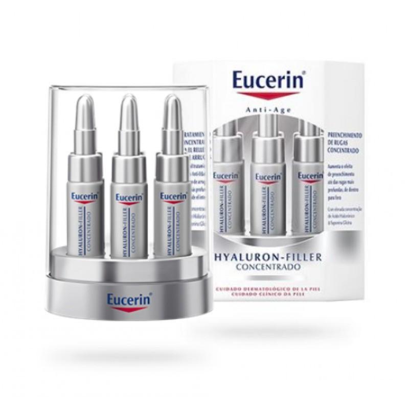 Eucerin Hyaluron-Filler Concentrado - 6 bisnagas - comprar Eucerin Hyaluron-Filler Concentrado - 6 bisnagas online - Farmácia...