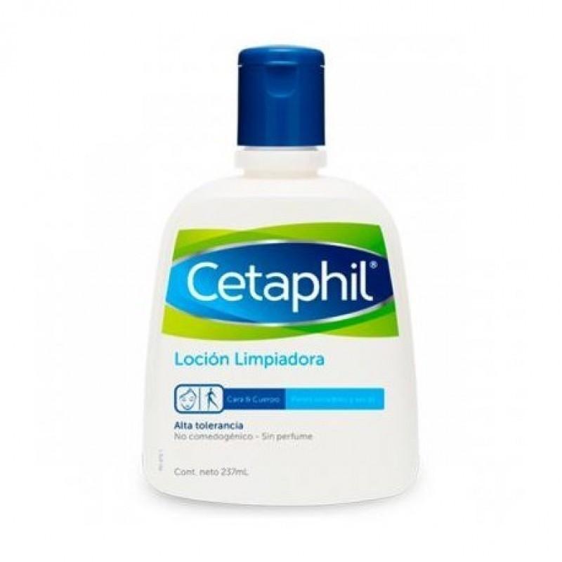 Cetaphil Loção de Limpeza - 237 mL - comprar Cetaphil Loção de Limpeza - 237 mL online - Farmácia Barreiros - farmácia de ser...