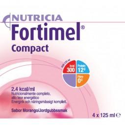 Fortimel Compact Morango - 4 x 125 mL - comprar Fortimel Compact Morango - 4 x 125 mL online - Farmácia Barreiros - farmácia ...