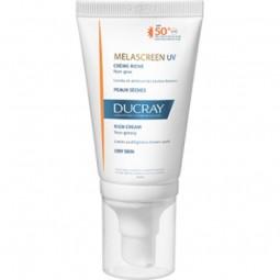 Ducray Melascreen UV Creme Rico SPF 50+ UVA - 40 mL - comprar Ducray Melascreen UV Creme Rico SPF 50+ UVA - 40 mL online - Fa...