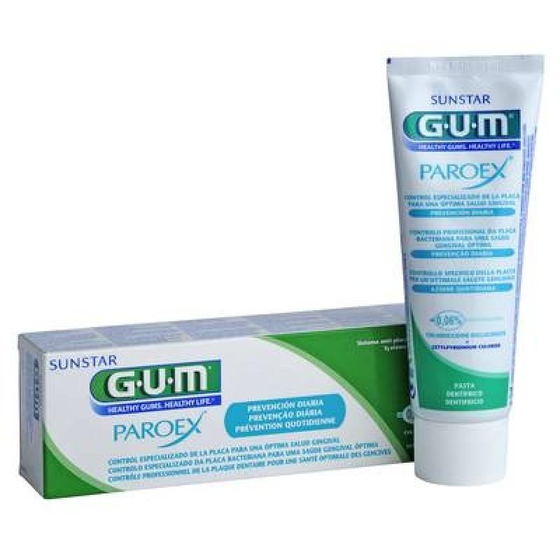 Gum Paroex Pasta Dentes Prevenção - 75 mL - comprar Gum Paroex Pasta Dentes Prevenção - 75 mL online - Farmácia Barreiros - f...