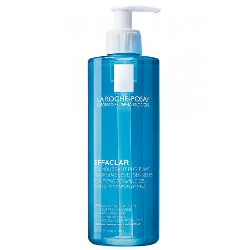 La Roche Posay Effaclar Gel Mousse Purificante - 400 mL - comprar La Roche Posay Effaclar Gel Mousse Purificante - 400 mL onl...