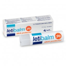 Leti Letibalm Stick Protector SPF 20 Nariz e Lábios - 4,5 g - comprar Leti Letibalm Stick Protector SPF 20 Nariz e Lábios - 4...