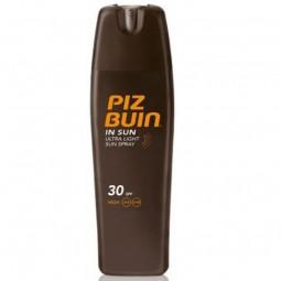 Piz Buin In Sun Spray Solar Hidratante SPF 30 - 200 mL - comprar Piz Buin In Sun Spray Solar Hidratante SPF 30 - 200 mL onlin...