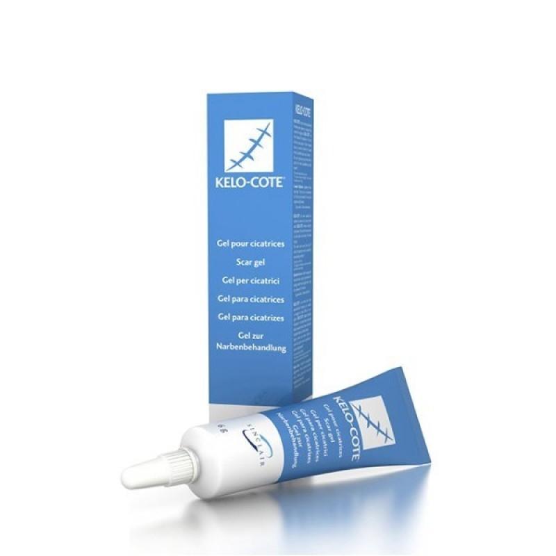 Kelo Cote Gel Cicatrizes - 6 g - comprar Kelo Cote Gel Cicatrizes - 6 g online - Farmácia Barreiros - farmácia de serviço