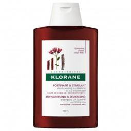 Klorane Champô de Quinina e Vitaminas B - 100 mL - comprar Klorane Champô de Quinina e Vitaminas B - 100 mL online - Farmácia...