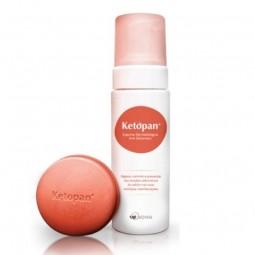 Ketopan Espuma Limpeza - 200 mL - comprar Ketopan Espuma Limpeza - 200 mL online - Farmácia Barreiros - farmácia de serviço