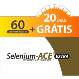 Selenium Ace Extra Duo c/ Oferta 20 comprimidos - 2 x 30 + 20 comprimidos - comprar Selenium Ace Extra Duo c/ Oferta 20 compr...
