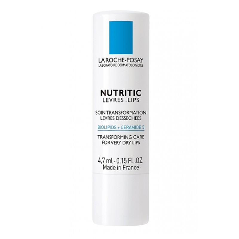 La Roche Posay Nutritic Stick Labial - 1 stick (4,7 mL) - comprar La Roche Posay Nutritic Stick Labial - 1 stick (4,7 mL) onl...