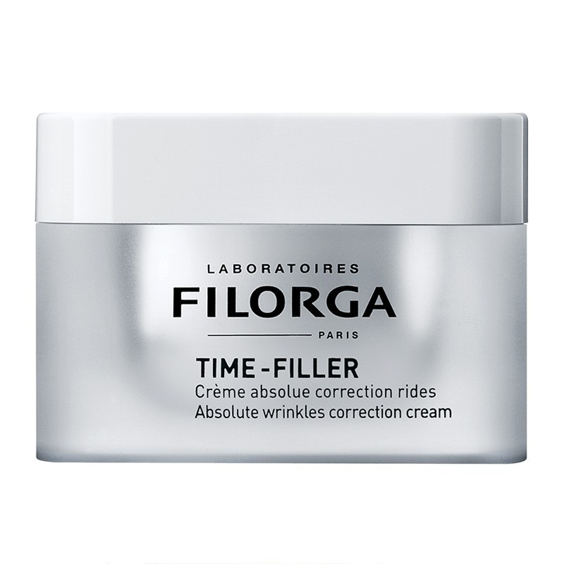 Filorga Time-Filler Creme Corretor de Rugas - 50 mL - comprar Filorga Time-Filler Creme Corretor de Rugas - 50 mL online - Fa...