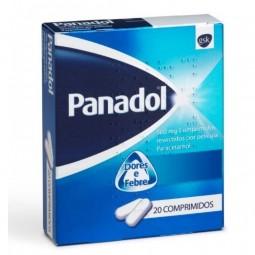 Panadol 500mg - 20 comprimidos revestidos - comprar Panadol 500mg - 20 comprimidos revestidos online - Farmácia Barreiros - f...