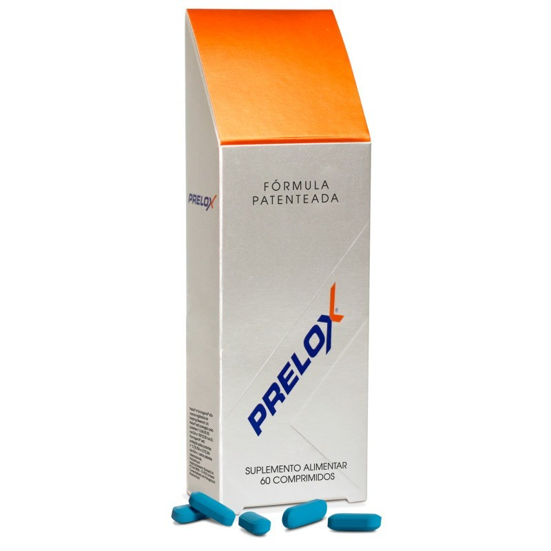 Prelox - 60 comprimidos - comprar Prelox - 60 comprimidos online - Farmácia Barreiros - farmácia de serviço