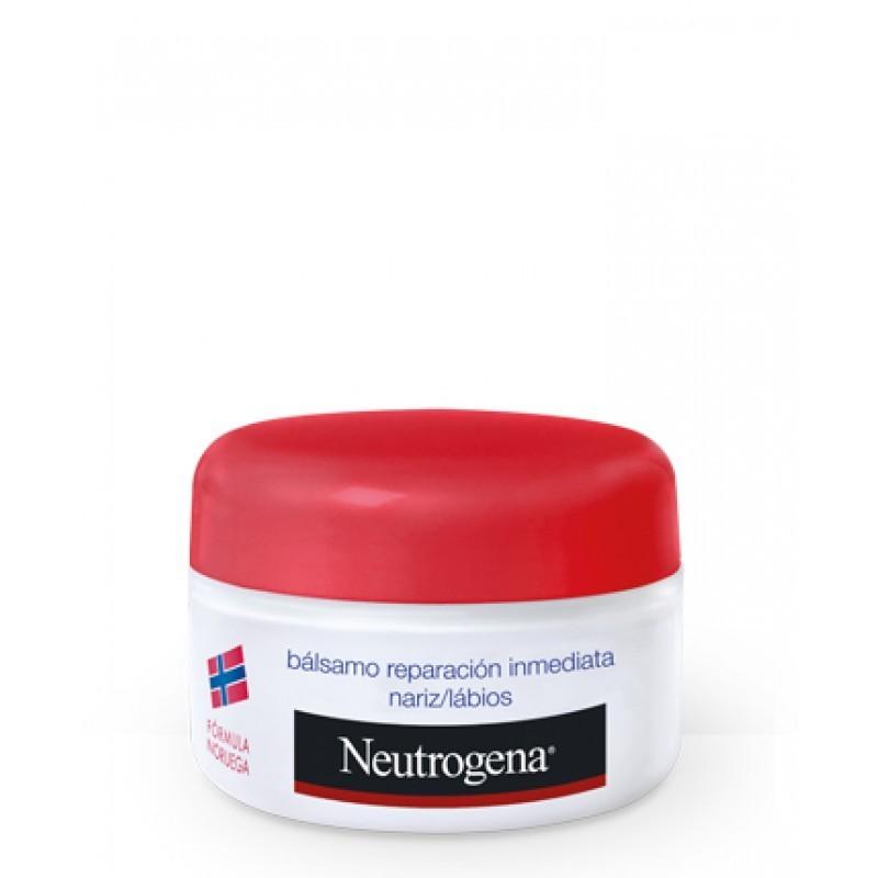 Neutrogena Bálsamo Reparação Imediata Nariz e Lábios - 15 mL - comprar Neutrogena Bálsamo Reparação Imediata Nariz e Lábios -...