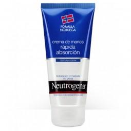 Neutrogena Creme de Mãos Absorção Rápida - 75 mL - comprar Neutrogena Creme de Mãos Absorção Rápida - 75 mL online - Farmácia...