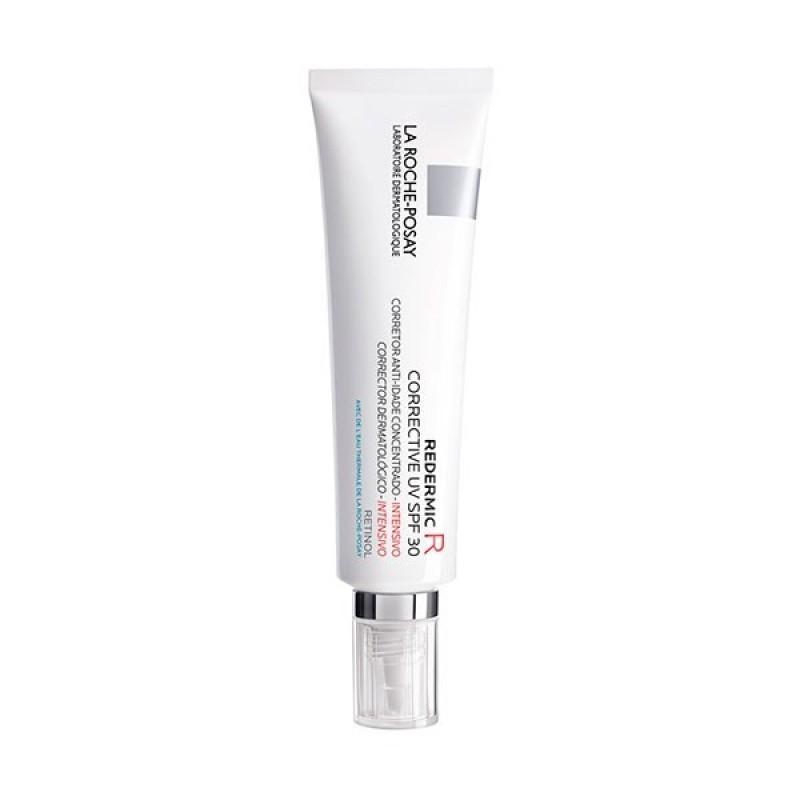 La Roche Posay Redermic R UV Corrector Dermatológico Anti-idade SPF 30 - 40 mL - comprar La Roche Posay Redermic R UV Correct...