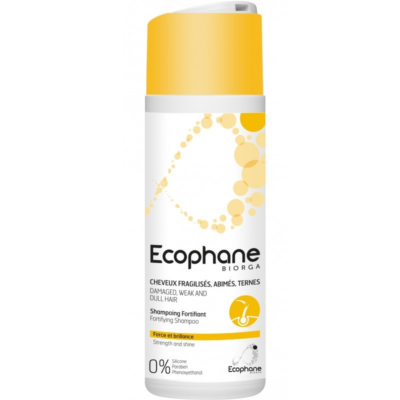 Ecophane Biorga Champô Fortificante - 200 mL - comprar Ecophane Biorga Champô Fortificante - 200 mL online - Farmácia Barreir...