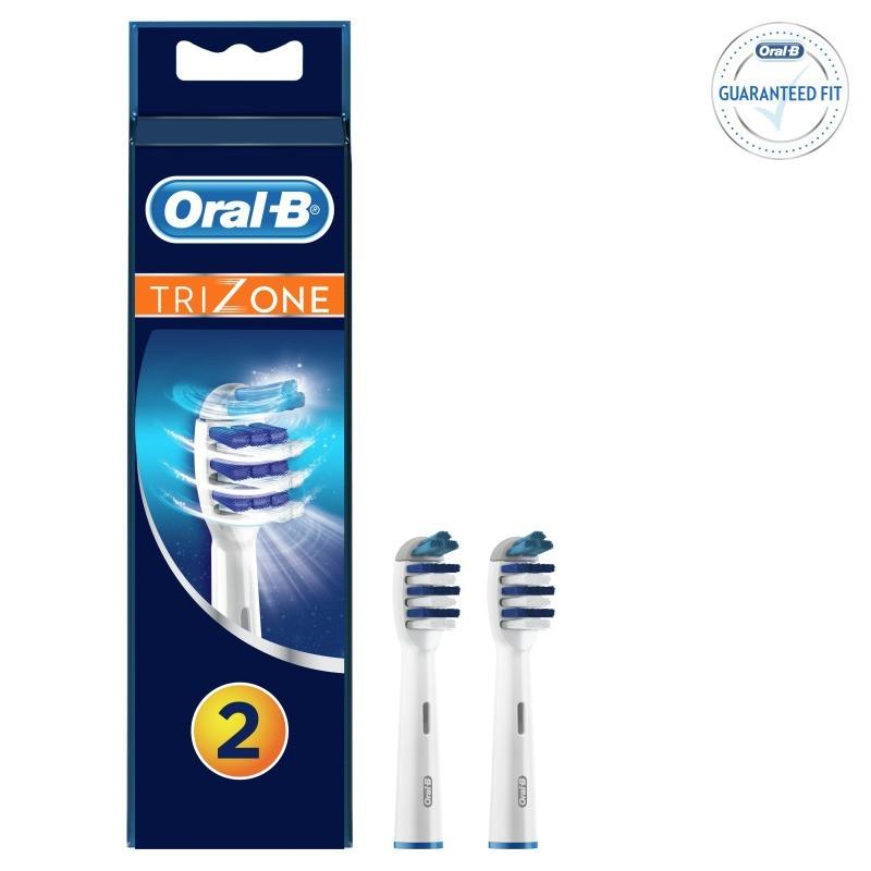 Oral-B Trizone Recarga Escova Elétrica - 2 cabeças de substituição - comprar Oral-B Trizone Recarga Escova Elétrica - 2 cabeç...