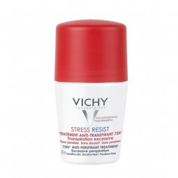 Vichy Desodorizante Roll-On Antitranspirante 72H Stress Resist - 50 mL - comprar Vichy Desodorizante Roll-On Antitranspirante...