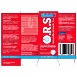O.B O.R.S. Morango - 12 comprimidos efervescentes - comprar O.B O.R.S. Morango - 12 comprimidos efervescentes online - Farmác...