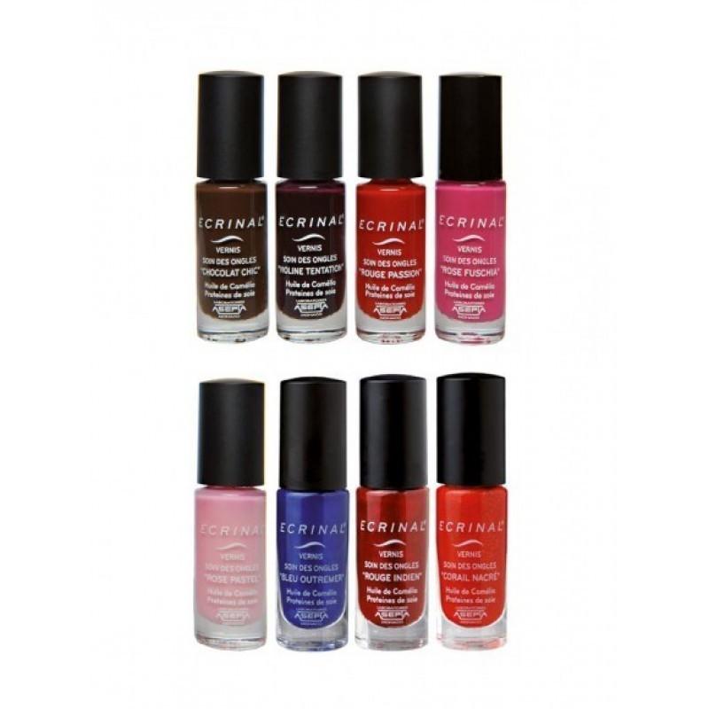 Ecrinal Verniz Rouge Passion - 6 mL - comprar Ecrinal Verniz Rouge Passion - 6 mL online - Farmácia Barreiros - farmácia de s...