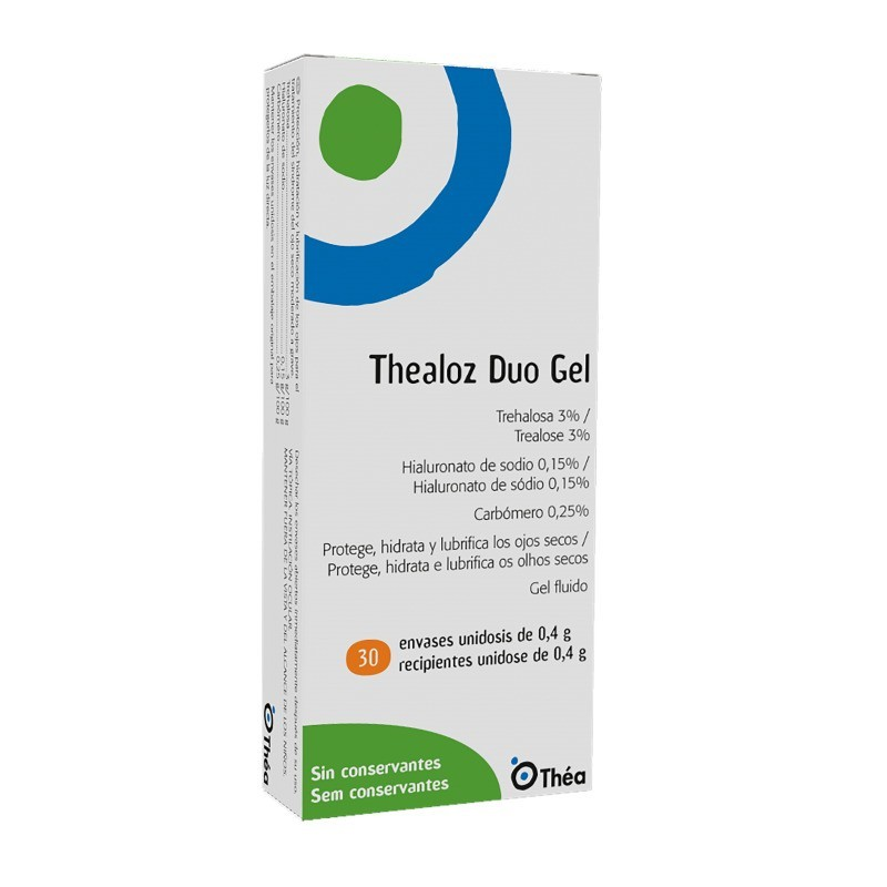 Thealoz Duo Gel - 30 unidoses x 0,4 g - comprar Thealoz Duo Gel - 30 unidoses x 0,4 g online - Farmácia Barreiros - farmácia ...