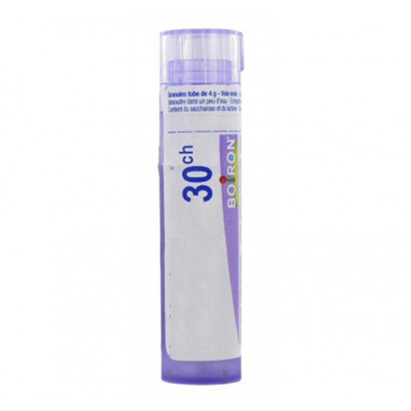 Boiron Calcarea Fluorica Grânulo 30CH - 1 tubo - comprar Boiron Calcarea Fluorica Grânulo 30CH - 1 tubo online - Farmácia Bar...