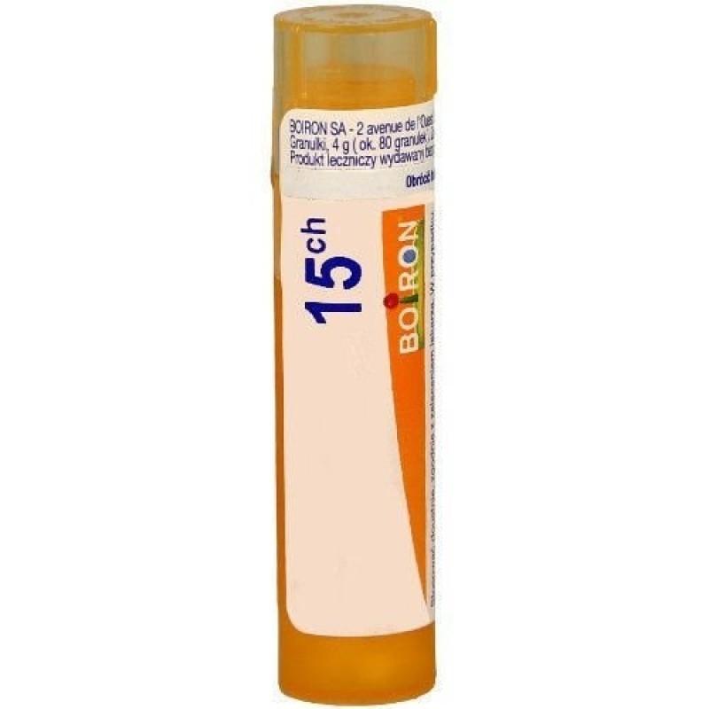 Boiron Argentum Nitricum Grânulos 15CH - 1 tubo - comprar Boiron Argentum Nitricum Grânulos 15CH - 1 tubo online - Farmácia B...