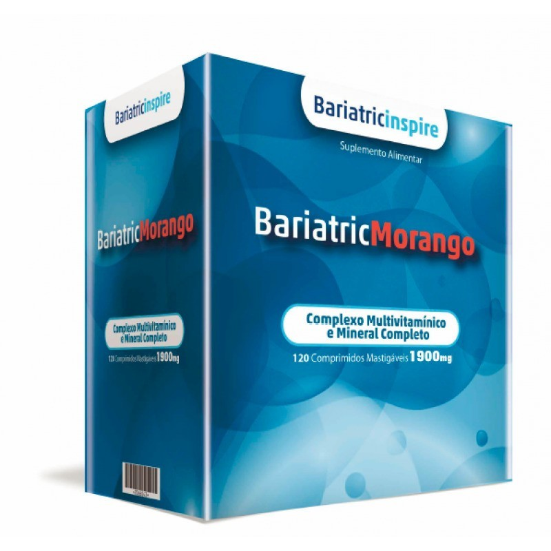 Bariatricinspire BariatricMorango - 120 comprimidos - comprar Bariatricinspire BariatricMorango - 120 comprimidos online - Fa...