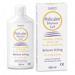 Boderm Policalm Shower Gel - 300 mL - comprar Boderm Policalm Shower Gel - 300 mL online - Farmácia Barreiros - farmácia de s...