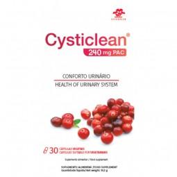 Cysticlean 240 - 30 cápsulas - comprar Cysticlean 240 - 30 cápsulas online - Farmácia Barreiros - farmácia de serviço