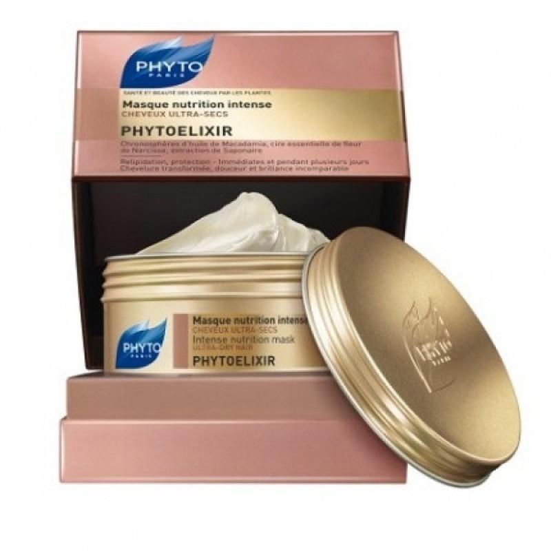 Phyto Phytoelixir Máscara - 200 mL - comprar Phyto Phytoelixir Máscara - 200 mL online - Farmácia Barreiros - farmácia de ser...