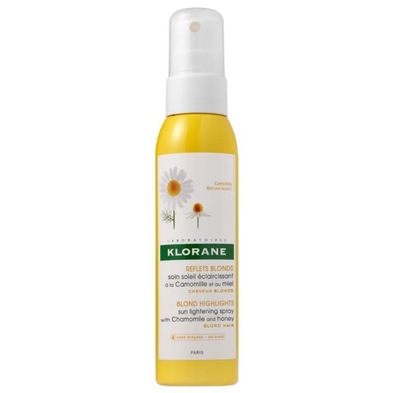 Klorane Spray Aclarador de Camomila e Mel - 125 mL - comprar Klorane Spray Aclarador de Camomila e Mel - 125 mL online - Farm...