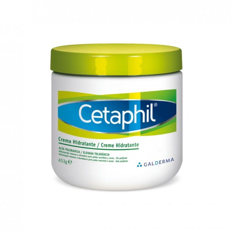 Cetaphil Creme Hidratante - 453 g - comprar Cetaphil Creme Hidratante - 453 g online - Farmácia Barreiros - farmácia de serviço