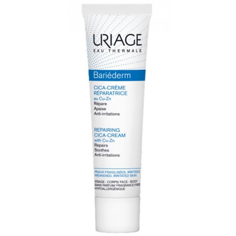 Uriage Bariéderm Cica-Creme - 40 mL - comprar Uriage Bariéderm Cica-Creme - 40 mL online - Farmácia Barreiros - farmácia de s...