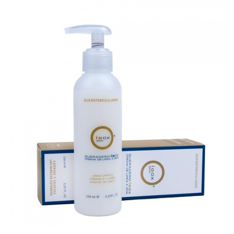 Queraderm Ioox Creme Ureia 30% - 150 mL - comprar Queraderm Ioox Creme Ureia 30% - 150 mL online - Farmácia Barreiros - farmá...
