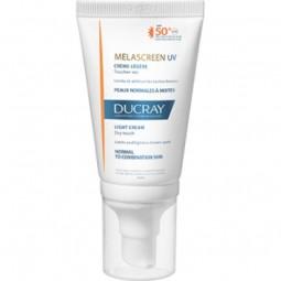 Ducray Melascreen UV Creme Ligeiro SPF 50+ UVA - 40 mL - comprar Ducray Melascreen UV Creme Ligeiro SPF 50+ UVA - 40 mL onlin...