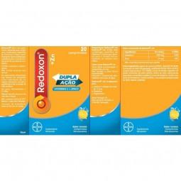 Redoxon +Zn - 20 comprimidos efervescentes - comprar Redoxon +Zn - 20 comprimidos efervescentes online - Farmácia Barreiros -...