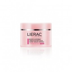 Lierac Body-Hydra+ Creme - 200 mL - comprar Lierac Body-Hydra+ Creme - 200 mL online - Farmácia Barreiros - farmácia de serviço