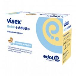 Visex Bebé e Adulto Compressas Esterilizadas - 20 unidades - comprar Visex Bebé e Adulto Compressas Esterilizadas - 20 unidad...