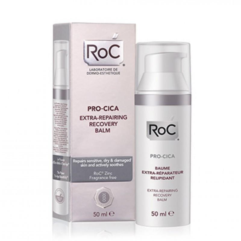 RoC Pro-Cica Bálsamo Extra Reparador - 50 mL - comprar RoC Pro-Cica Bálsamo Extra Reparador - 50 mL online - Farmácia Barreir...