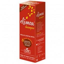 Elimax Champô Piolhos e Lêndeas + Pente - 100 mL - comprar Elimax Champô Piolhos e Lêndeas + Pente - 100 mL online - Farmácia...