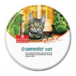 Seresto coleira 1,25 g + 0,56 g para gatos - 1 coleira medicamentosa - comprar Seresto coleira 1,25 g + 0,56 g para gatos - 1...