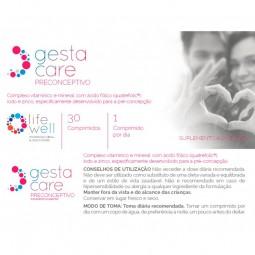 GestaCare Preconceptivo - 30 comprimidos - comprar GestaCare Preconceptivo - 30 comprimidos online - Farmácia Barreiros - far...