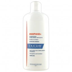 Ducray Anaphase+ Champô Antiqueda - 400 mL - comprar Ducray Anaphase+ Champô Antiqueda - 400 mL online - Farmácia Barreiros -...